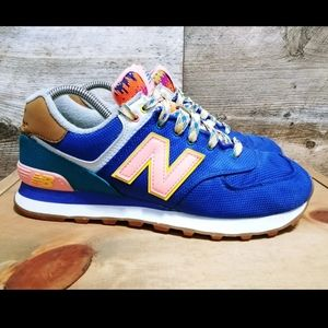 Women's New Balance 574 Canvas Shoe
